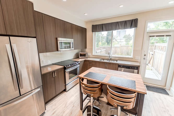 Townhouse at 45 7458 BRITTON STREET, Unit 45, Burnaby East, British Columbia. Image 2