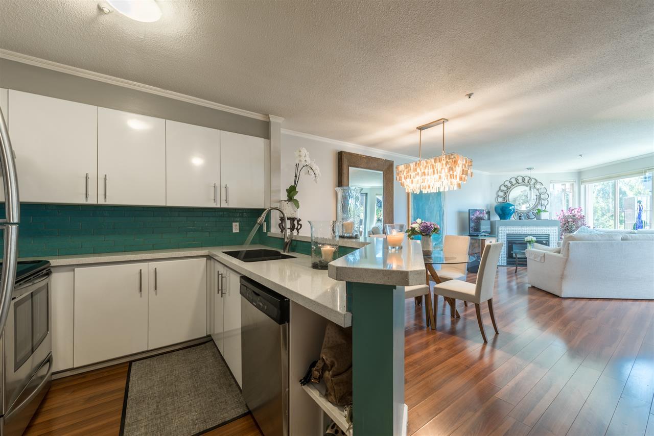 Condo Apartment at 208 1208 BIDWELL STREET, Unit 208, Vancouver West, British Columbia. Image 6
