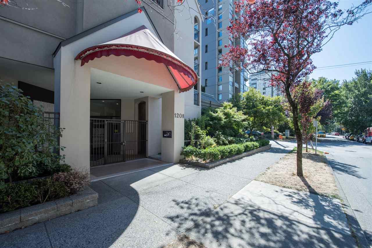 Condo Apartment at 208 1208 BIDWELL STREET, Unit 208, Vancouver West, British Columbia. Image 18