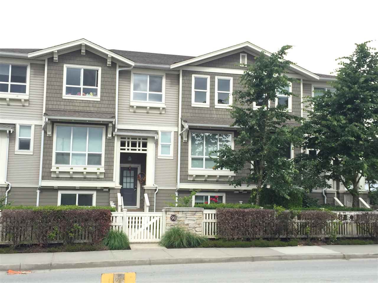 Townhouse at 90 8355 DELSOM WAY, Unit 90, N. Delta, British Columbia. Image 1