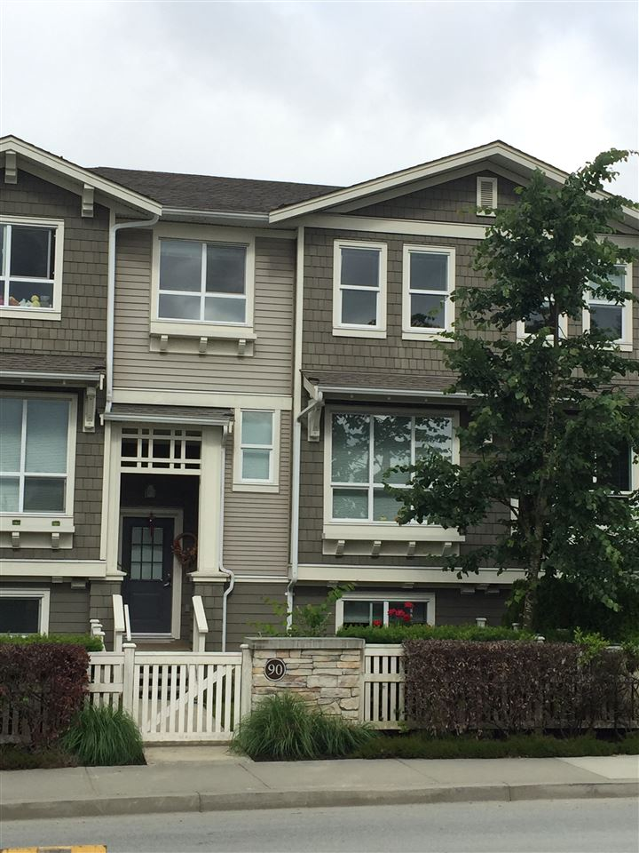 Townhouse at 90 8355 DELSOM WAY, Unit 90, N. Delta, British Columbia. Image 2