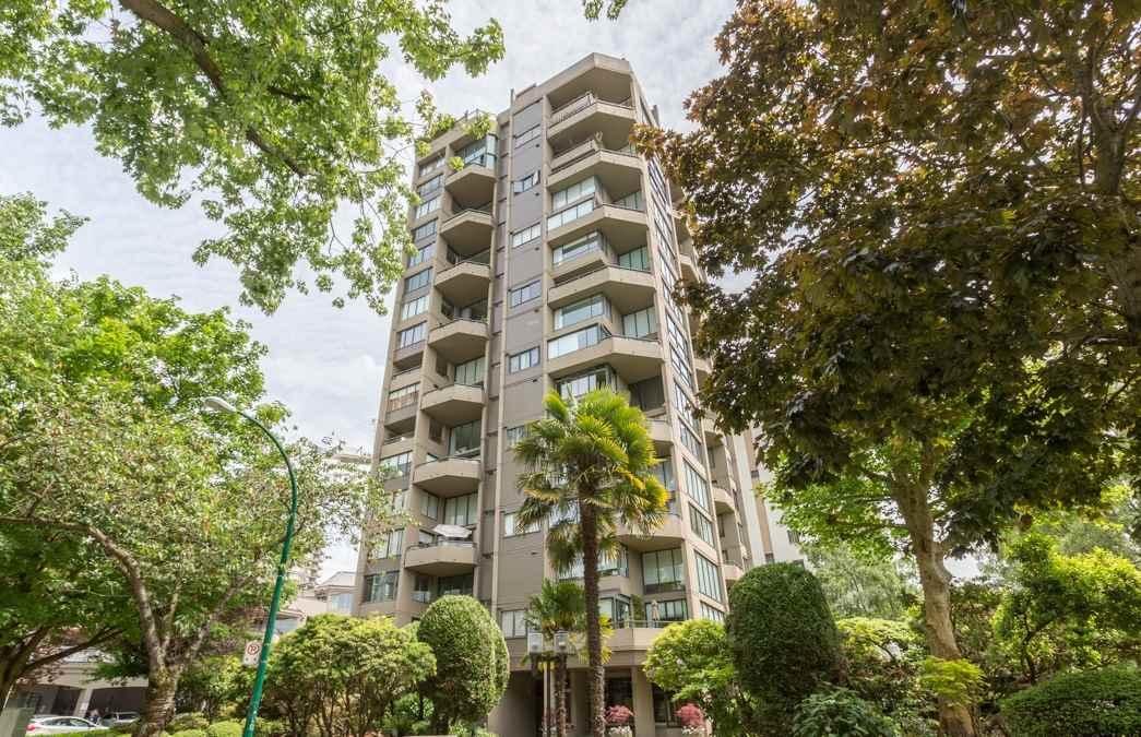 Condo Apartment at 801 1236 BIDWELL STREET, Unit 801, Vancouver West, British Columbia. Image 16
