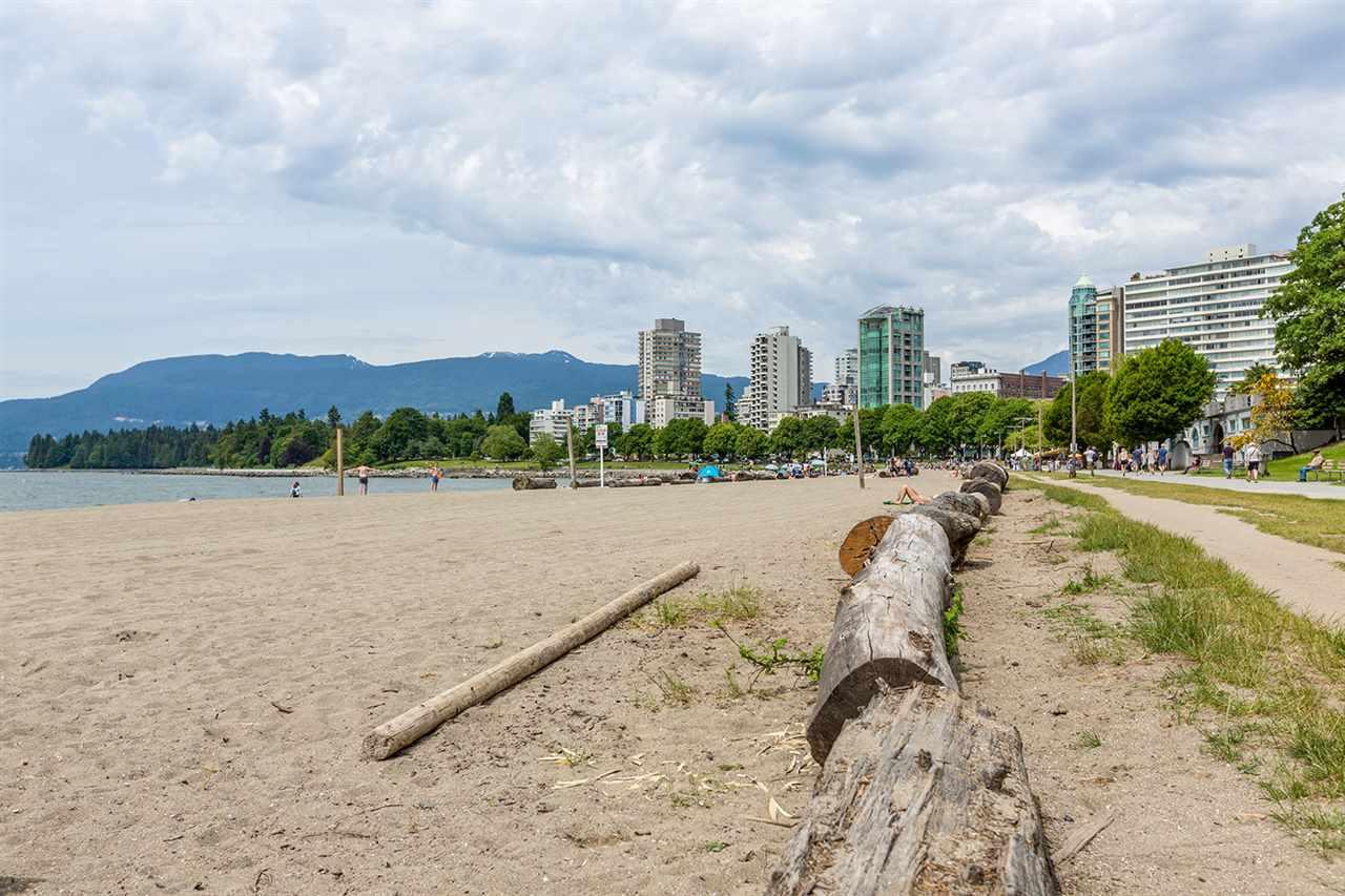 Condo Apartment at 801 1236 BIDWELL STREET, Unit 801, Vancouver West, British Columbia. Image 18