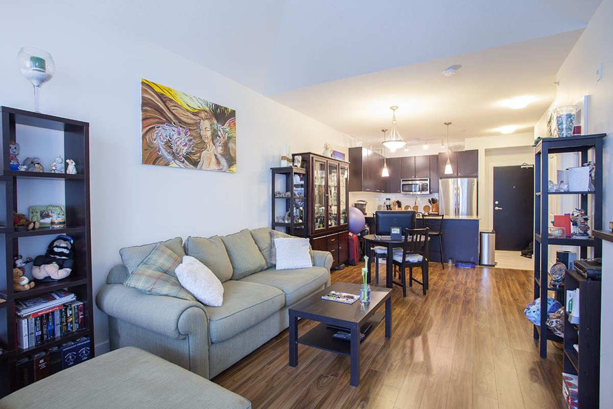Condo Apartment at 408 240 FRANCIS WAY, Unit 408, New Westminster, British Columbia. Image 3
