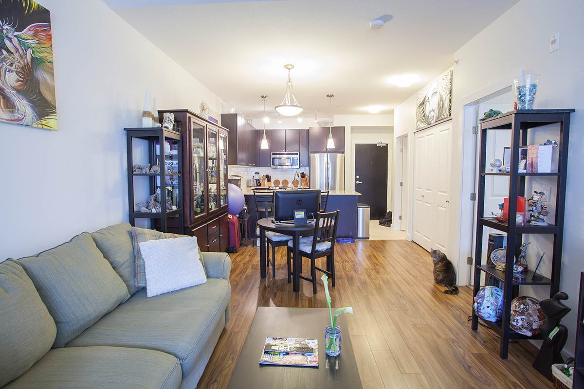 Condo Apartment at 408 240 FRANCIS WAY, Unit 408, New Westminster, British Columbia. Image 4