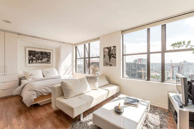 Condo Apartment at 1804 989 BEATTY STREET, Unit 1804, Vancouver West, British Columbia. Image 1