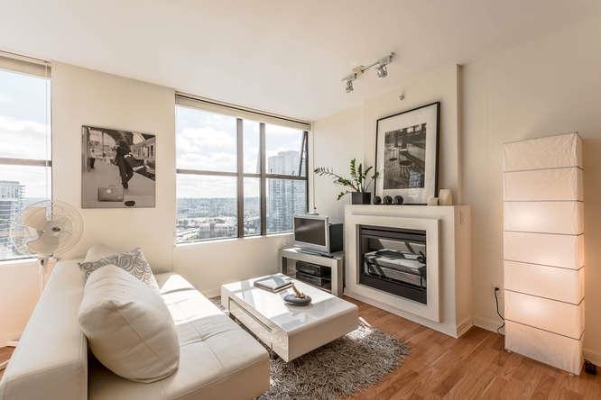 Condo Apartment at 1804 989 BEATTY STREET, Unit 1804, Vancouver West, British Columbia. Image 3