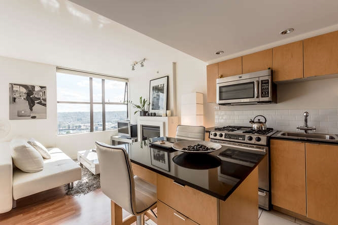 Condo Apartment at 1804 989 BEATTY STREET, Unit 1804, Vancouver West, British Columbia. Image 5