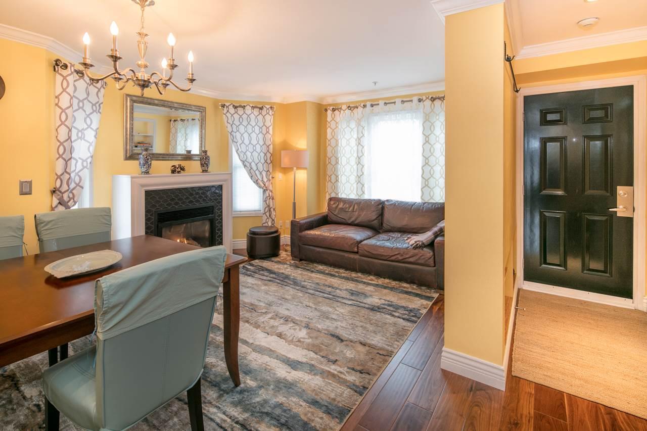 Condo Apartment at 315 962 W 16TH AVENUE, Unit 315, Vancouver West, British Columbia. Image 4