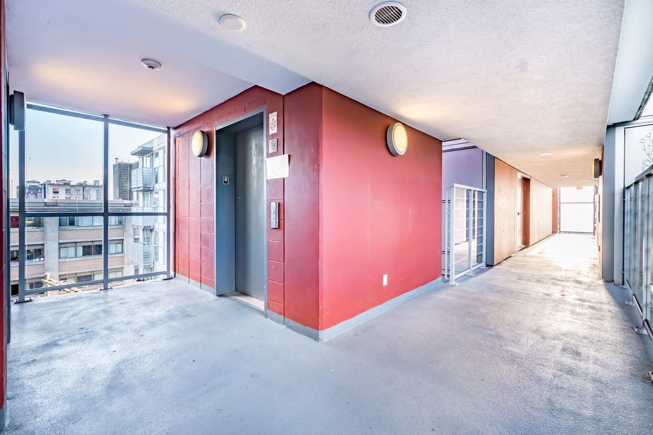 Condo Apartment at 808 168 POWELL STREET, Unit 808, Vancouver East, British Columbia. Image 19