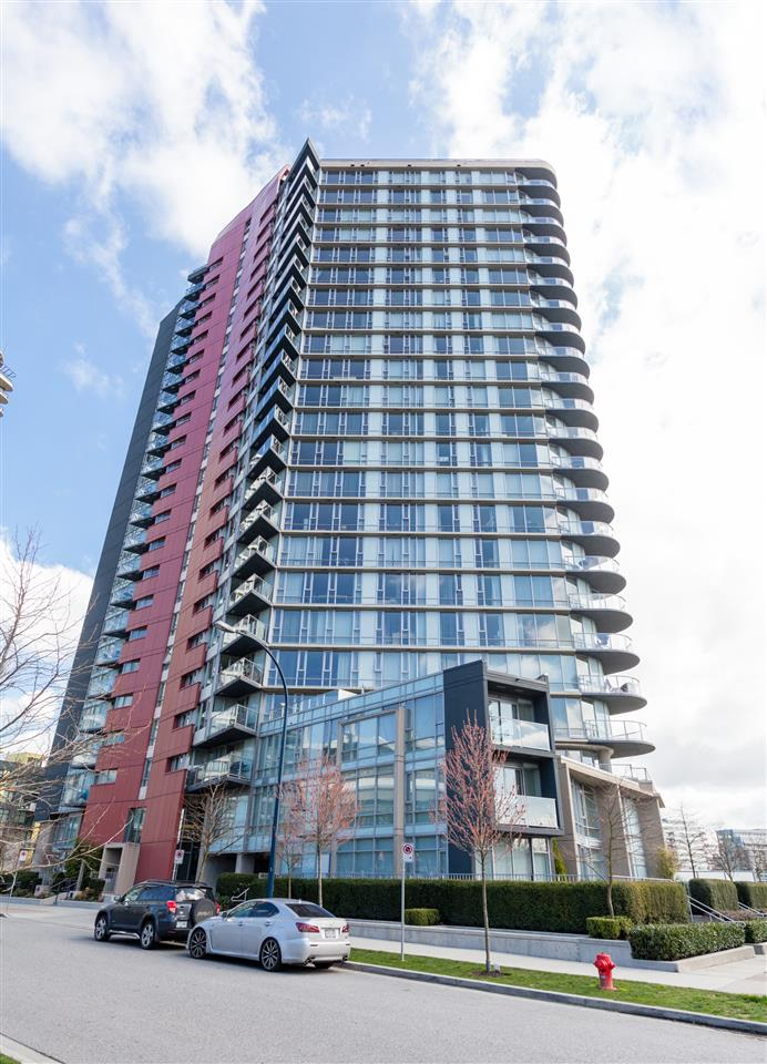 Condo Apartment at 1807 918 COOPERAGE WAY, Unit 1807, Vancouver West, British Columbia. Image 1