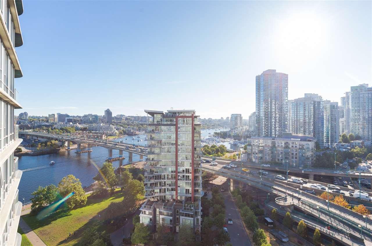 Condo Apartment at 1807 918 COOPERAGE WAY, Unit 1807, Vancouver West, British Columbia. Image 12