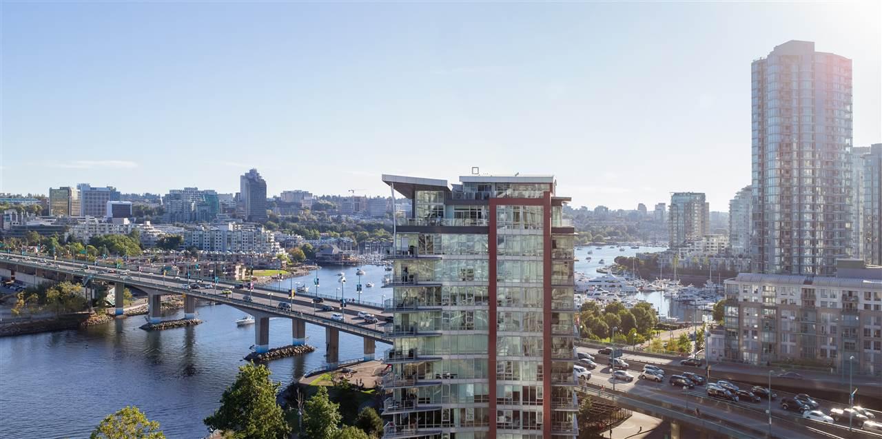 Condo Apartment at 1807 918 COOPERAGE WAY, Unit 1807, Vancouver West, British Columbia. Image 13