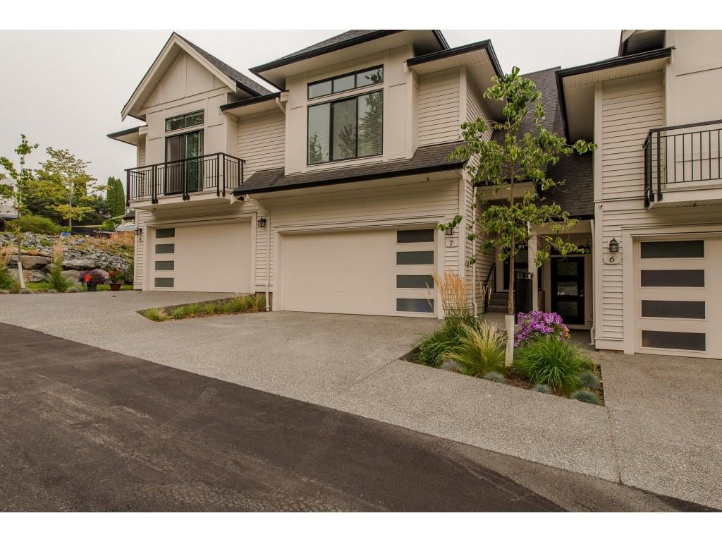 Townhouse at 7 5797 PROMONTORY ROAD, Unit 7, Sardis, British Columbia. Image 1