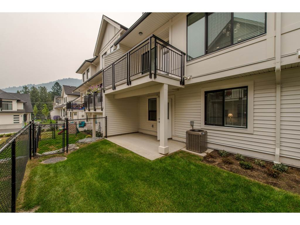 Townhouse at 7 5797 PROMONTORY ROAD, Unit 7, Sardis, British Columbia. Image 16