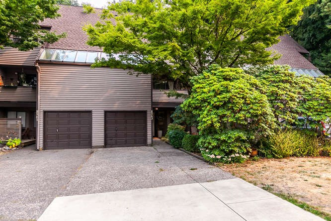 Townhouse at 8563 FLOWERING PLACE, Burnaby North, British Columbia. Image 1