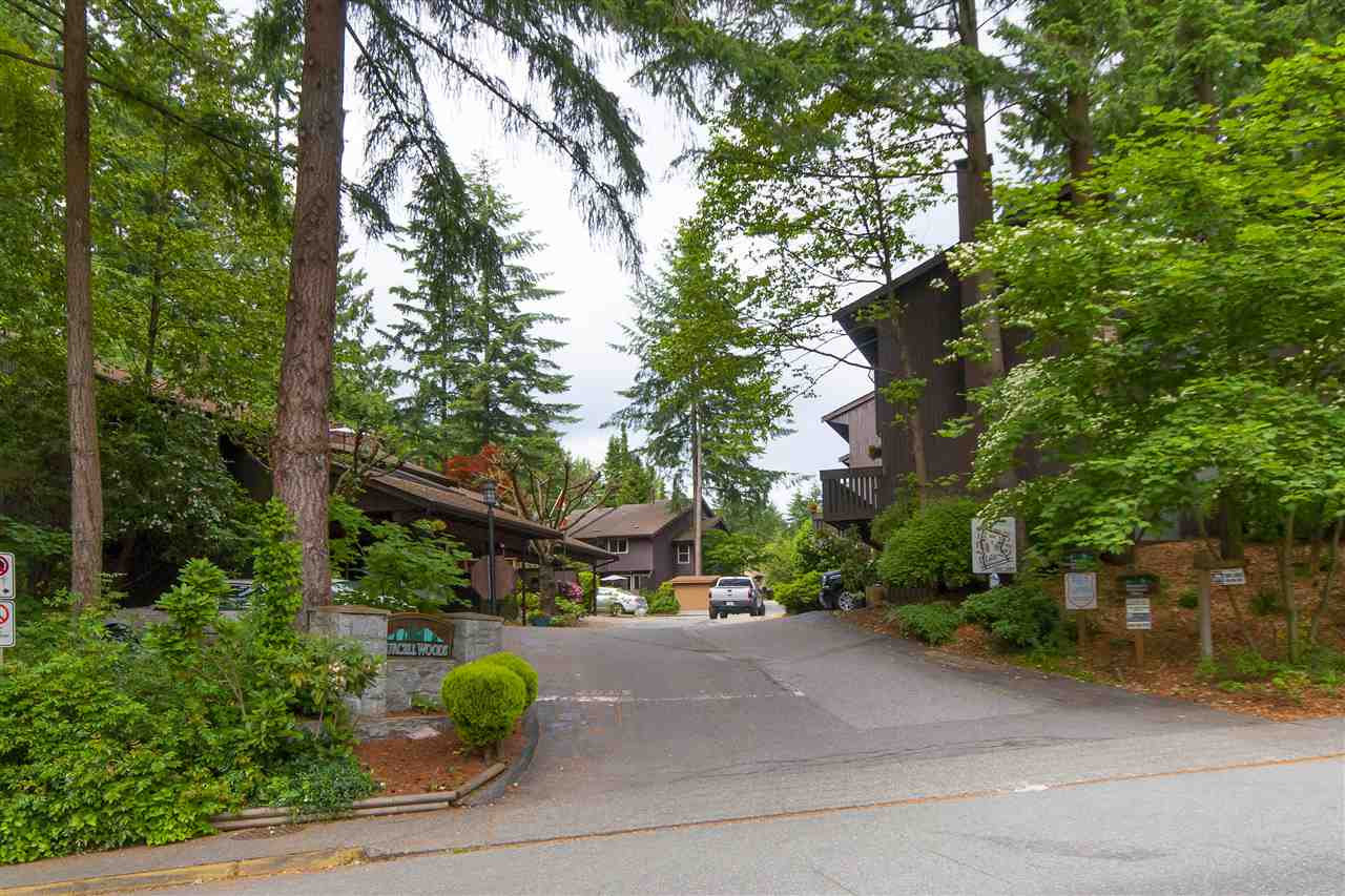Townhouse at 1862 PURCELL WAY, North Vancouver, British Columbia. Image 1