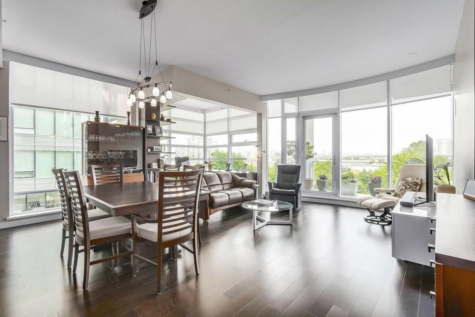 Condo Apartment at 404 1616 COLUMBIA STREET, Unit 404, Vancouver West, British Columbia. Image 6