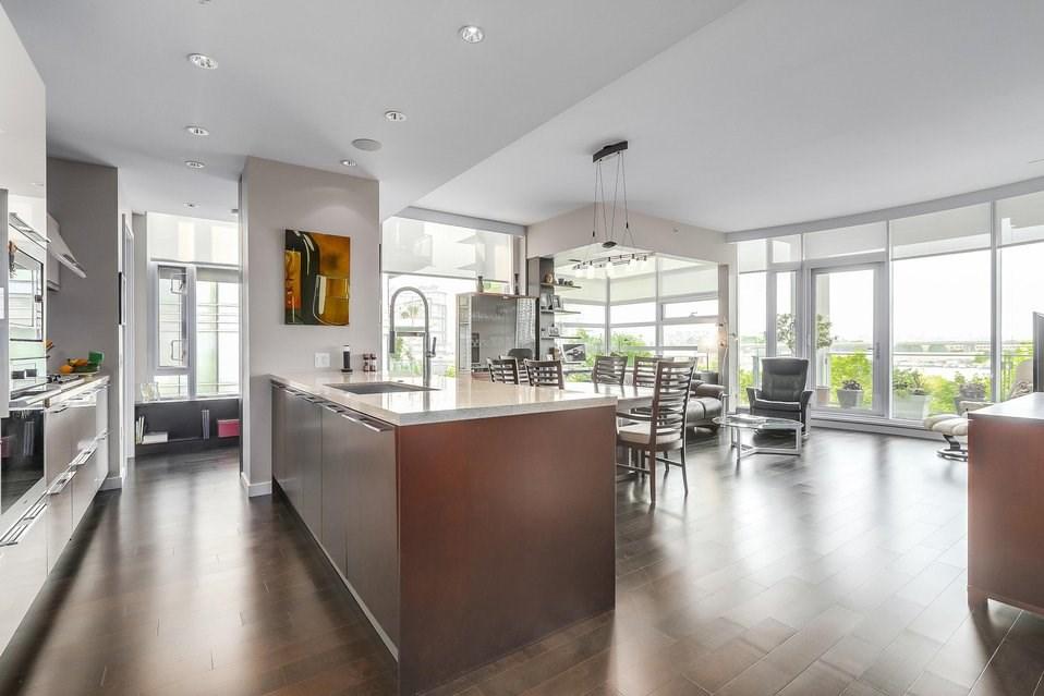 Condo Apartment at 404 1616 COLUMBIA STREET, Unit 404, Vancouver West, British Columbia. Image 7