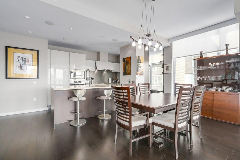 Condo Apartment at 404 1616 COLUMBIA STREET, Unit 404, Vancouver West, British Columbia. Image 10