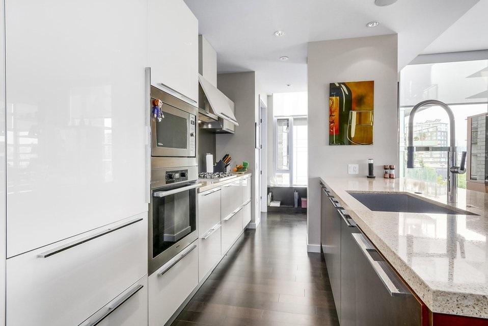 Condo Apartment at 404 1616 COLUMBIA STREET, Unit 404, Vancouver West, British Columbia. Image 13