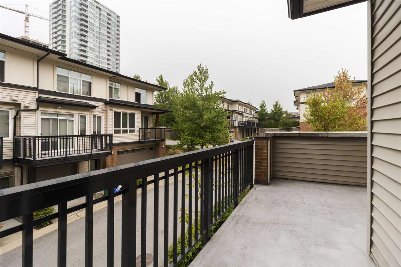 Townhouse at 7 1125 KENSAL PLACE, Unit 7, Coquitlam, British Columbia. Image 7