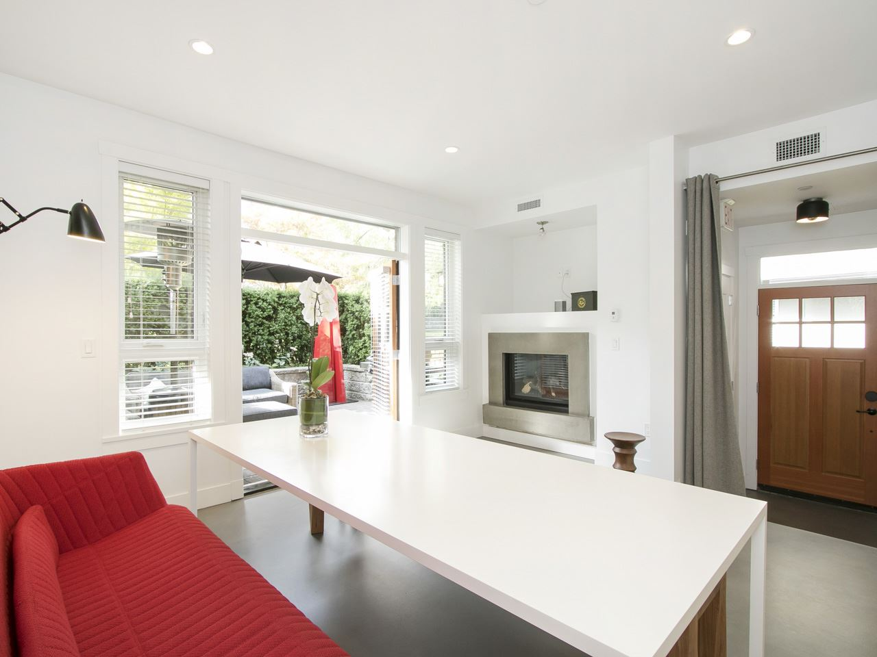 Townhouse at 1 2437 W 1ST AVENUE, Unit 1, Vancouver West, British Columbia. Image 2
