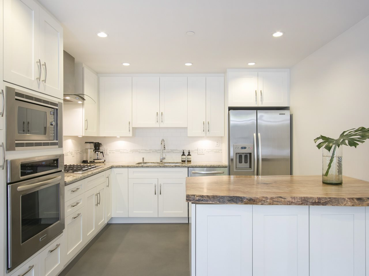 Townhouse at 1 2437 W 1ST AVENUE, Unit 1, Vancouver West, British Columbia. Image 6