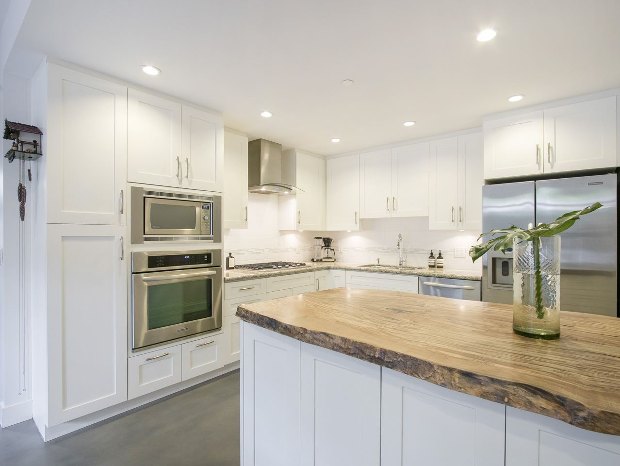 Townhouse at 1 2437 W 1ST AVENUE, Unit 1, Vancouver West, British Columbia. Image 7