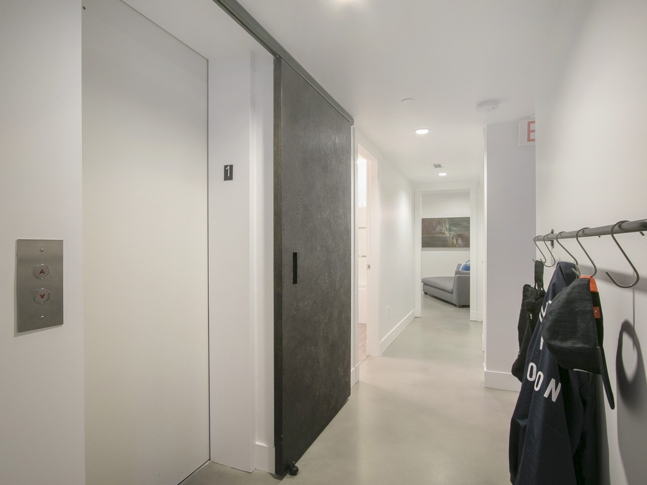 Townhouse at 1 2437 W 1ST AVENUE, Unit 1, Vancouver West, British Columbia. Image 14