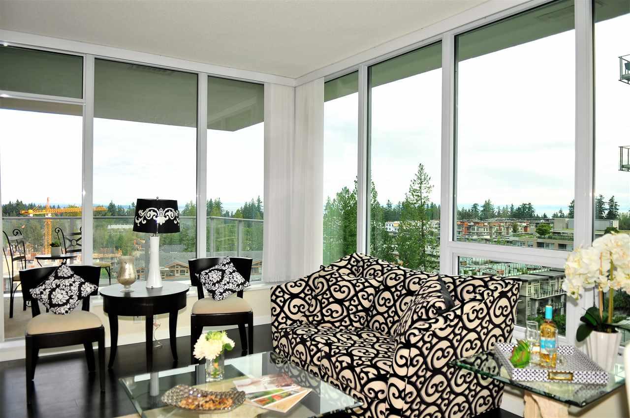 Condo Apartment at 1105 5728 BERTON AVENUE, Unit 1105, Vancouver West, British Columbia. Image 4