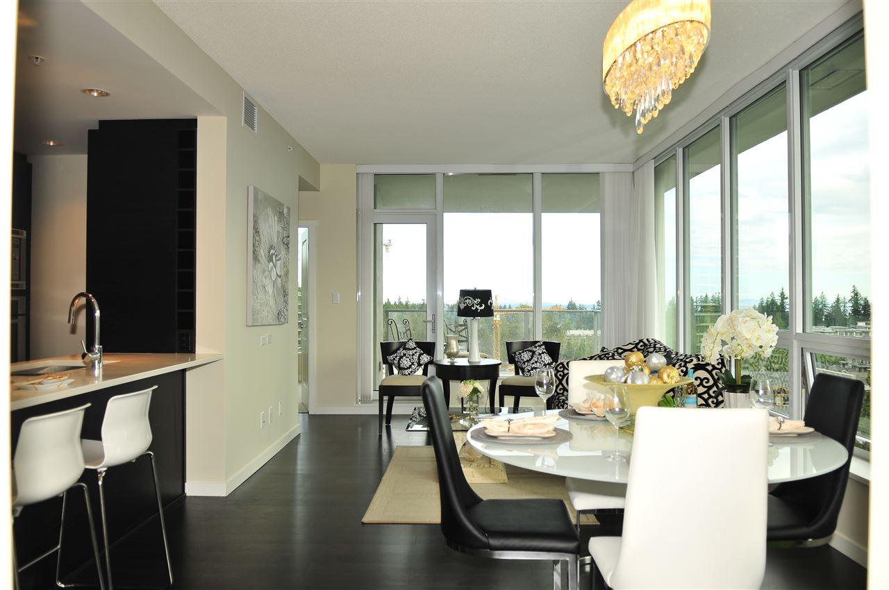 Condo Apartment at 1105 5728 BERTON AVENUE, Unit 1105, Vancouver West, British Columbia. Image 6