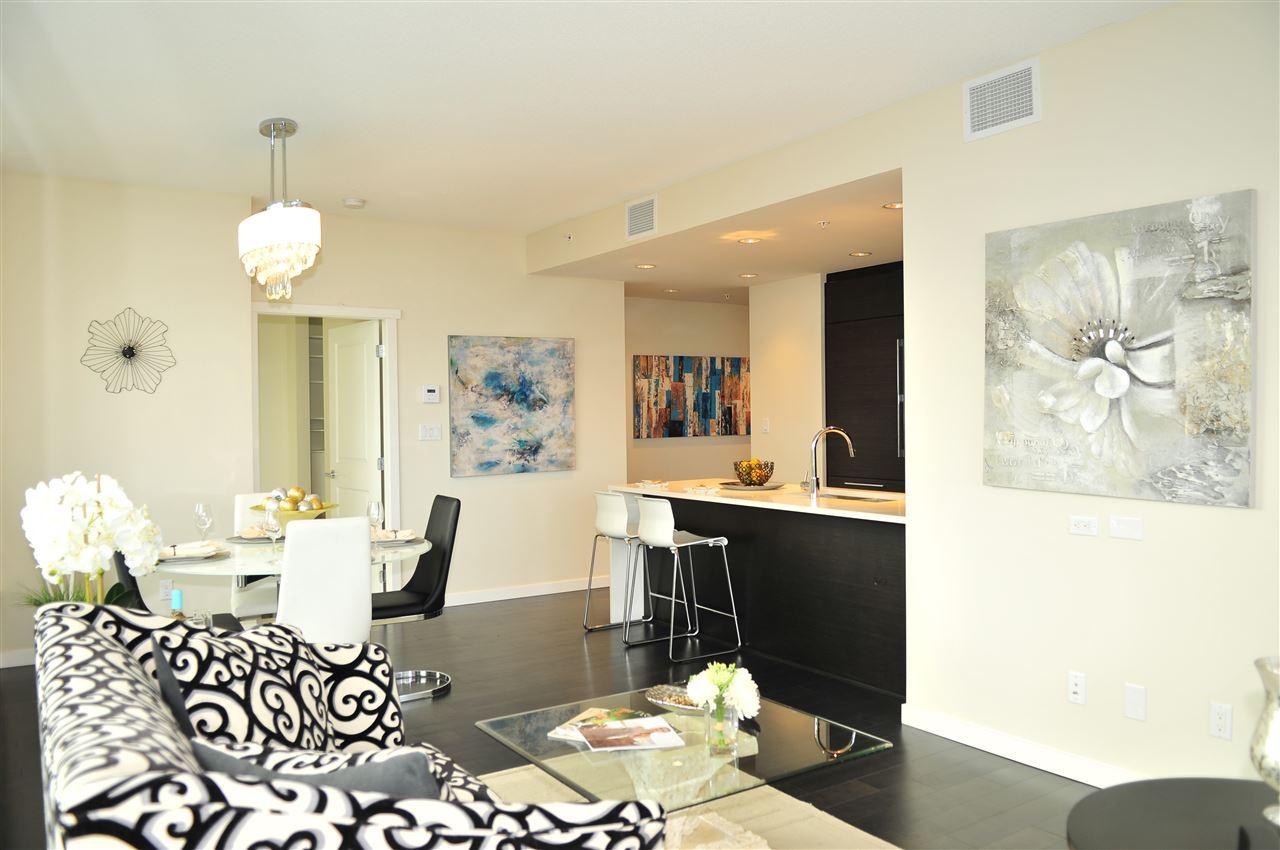 Condo Apartment at 1105 5728 BERTON AVENUE, Unit 1105, Vancouver West, British Columbia. Image 7
