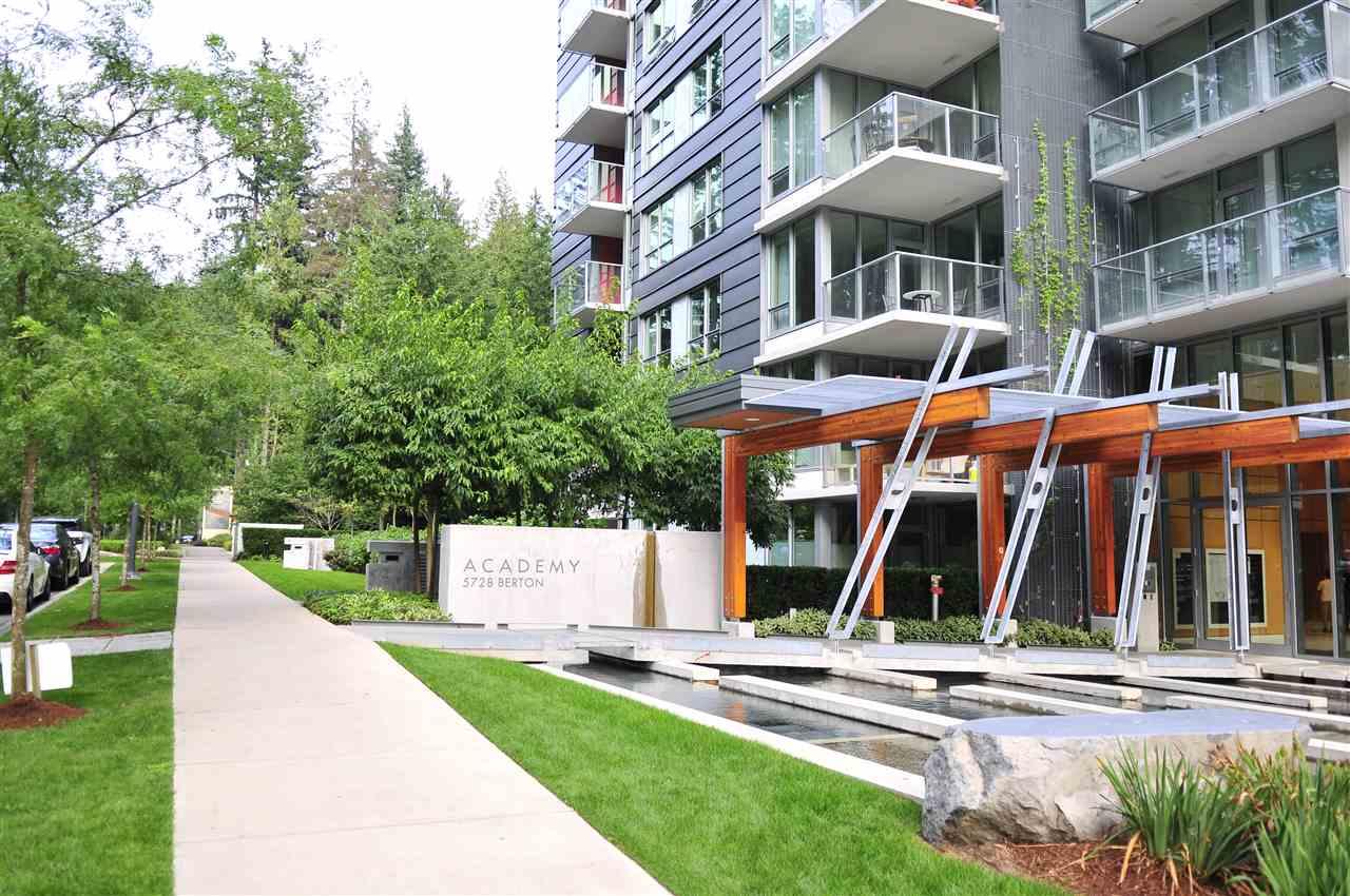Condo Apartment at 1105 5728 BERTON AVENUE, Unit 1105, Vancouver West, British Columbia. Image 11