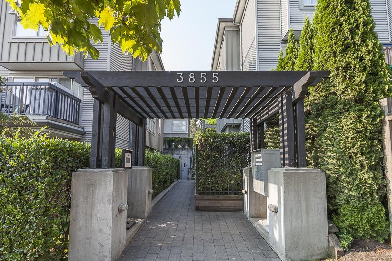 Townhouse at 21 3855 PENDER STREET, Unit 21, Burnaby North, British Columbia. Image 1