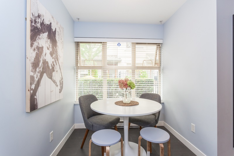 Townhouse at 21 3855 PENDER STREET, Unit 21, Burnaby North, British Columbia. Image 3