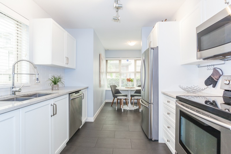 Townhouse at 21 3855 PENDER STREET, Unit 21, Burnaby North, British Columbia. Image 5