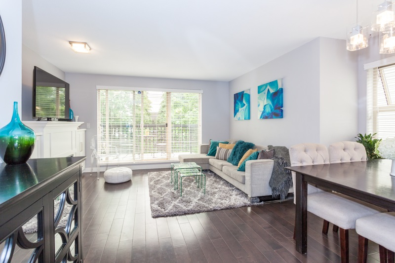 Townhouse at 21 3855 PENDER STREET, Unit 21, Burnaby North, British Columbia. Image 7