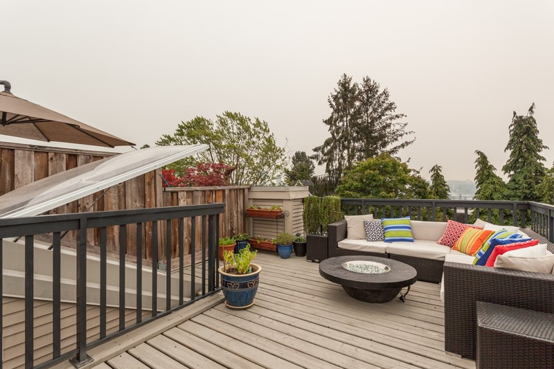 Townhouse at 21 3855 PENDER STREET, Unit 21, Burnaby North, British Columbia. Image 17