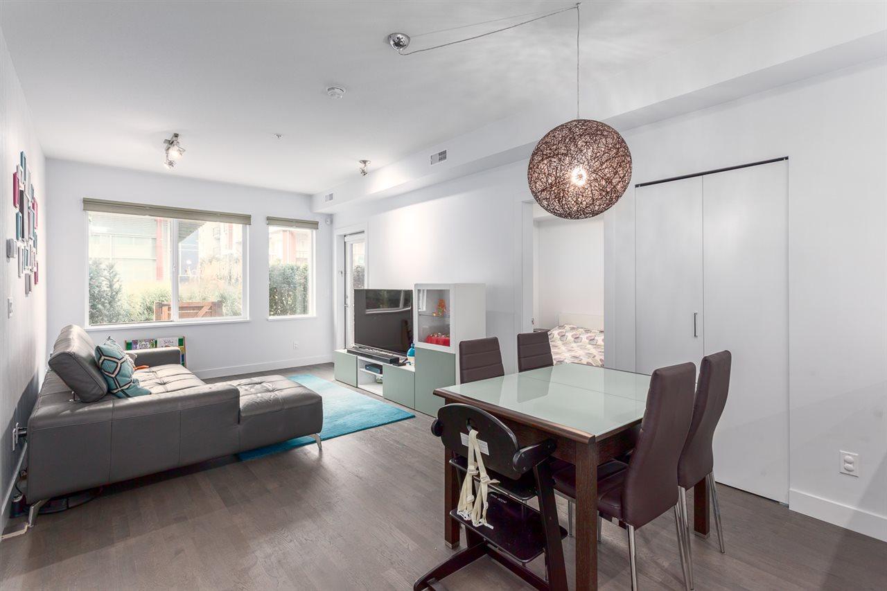 Condo Apartment at 107 10011 RIVER DRIVE, Unit 107, Richmond, British Columbia. Image 4