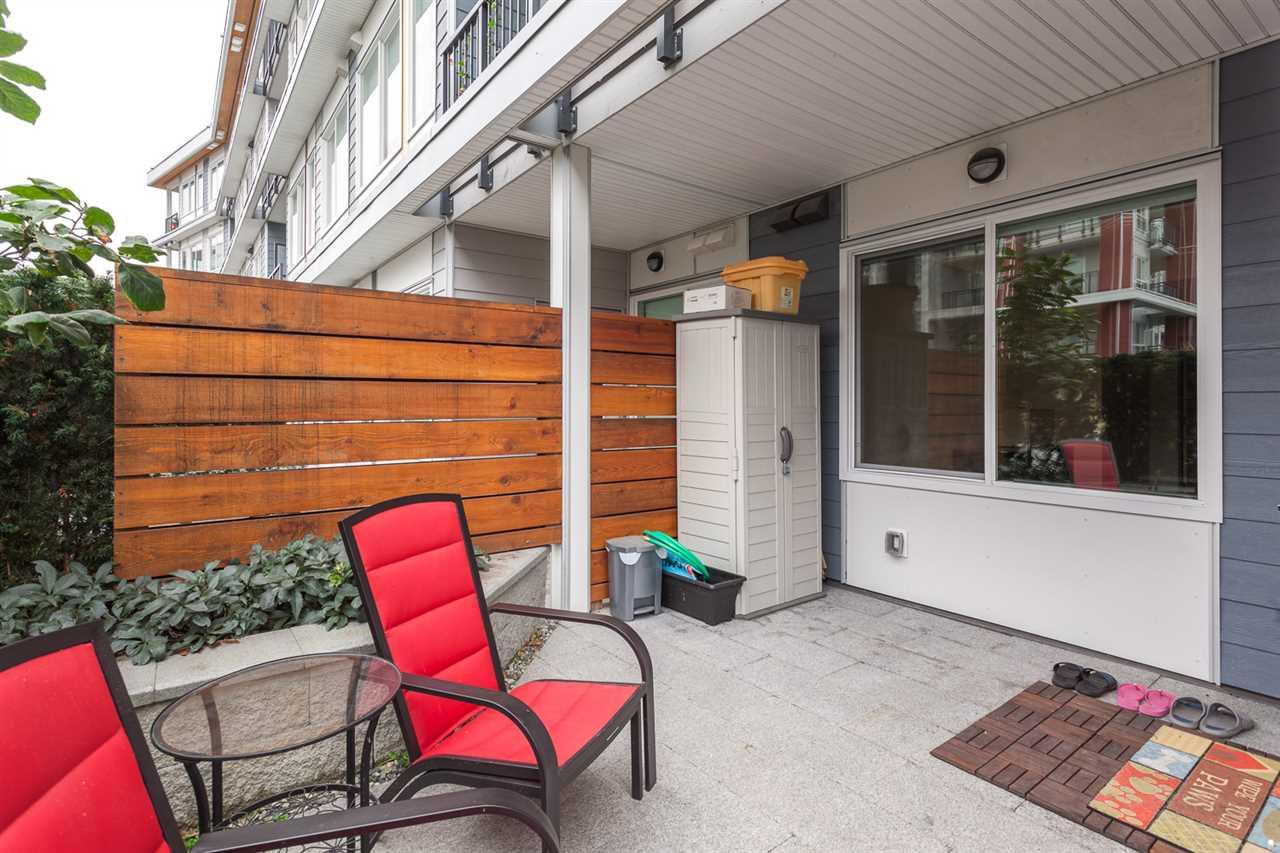 Condo Apartment at 107 10011 RIVER DRIVE, Unit 107, Richmond, British Columbia. Image 13