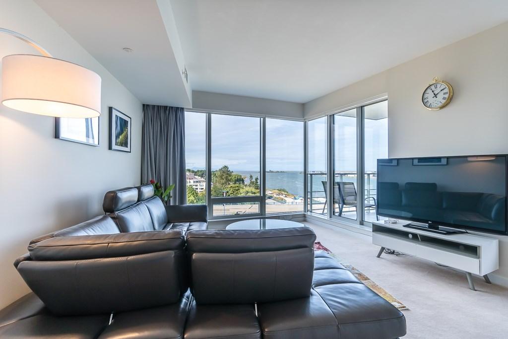Condo Apartment at 701 5171 BRIGHOUSE WAY, Unit 701, Richmond, British Columbia. Image 1