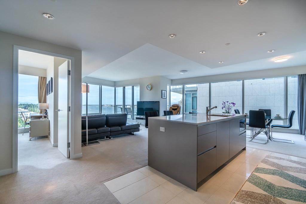 Condo Apartment at 701 5171 BRIGHOUSE WAY, Unit 701, Richmond, British Columbia. Image 5