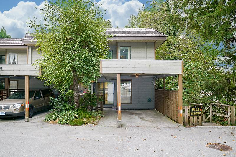 Townhouse at 2750 KINGSFORD AVENUE, Burnaby North, British Columbia. Image 1