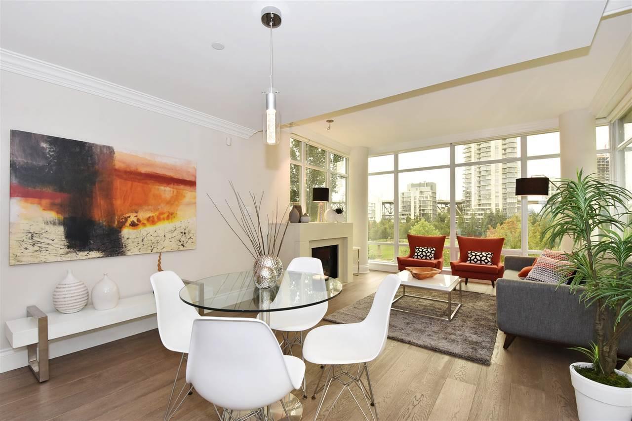 Condo Apartment at 603 428 BEACH CRESCENT, Unit 603, Vancouver West, British Columbia. Image 5