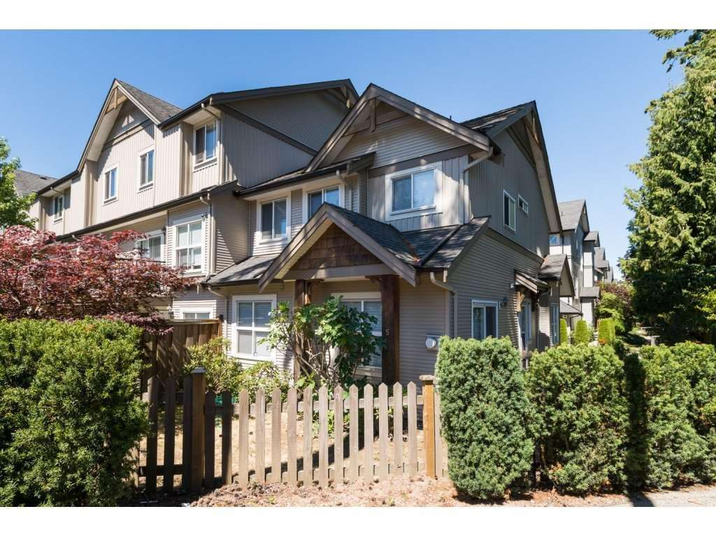 Townhouse at 5 12677 63 AVENUE, Unit 5, Surrey, British Columbia. Image 1