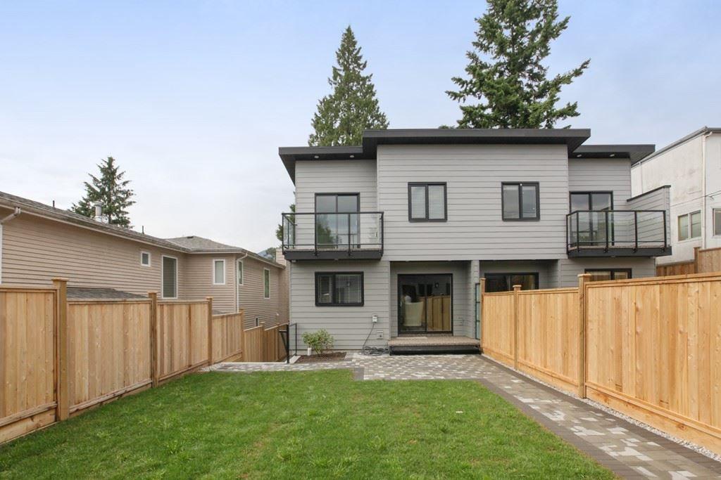 Half-duplex at 231 W 19TH STREET, North Vancouver, British Columbia. Image 20