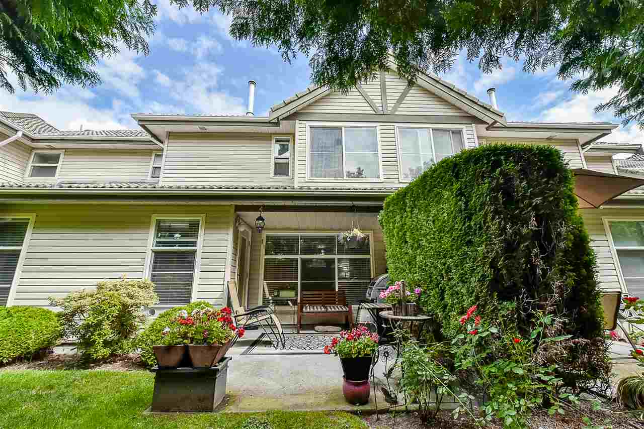 Townhouse at 15 758 RIVERSIDE DRIVE, Unit 15, Port Coquitlam, British Columbia. Image 1
