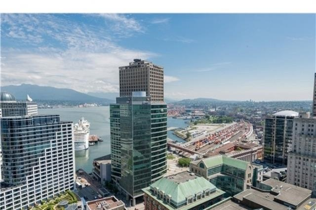 Condo Apartment at 2801 838 W HASTINGS STREET, Unit 2801, Vancouver West, British Columbia. Image 1