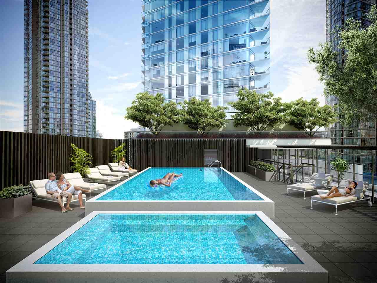 Condo Apartment at 3802 499 PACIFIC STREET, Unit 3802, Vancouver West, British Columbia. Image 14